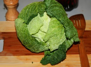 Голубцы из савойской капусты - фото шаг 2