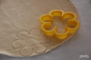 Ромашки с лимонным курдом - фото шаг 1