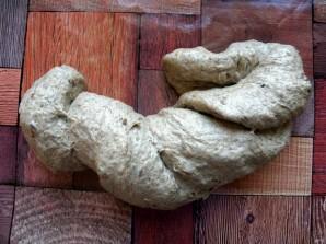 Хлеб с гречневой мукой и семенами - фото шаг 3