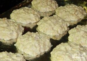 Диетическое творожное печенье - фото шаг 8