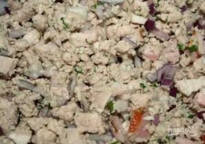Пирог со свининой в духовке - фото шаг 2