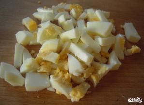 Яичный салат - фото шаг 2