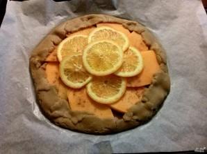 Тыквенный пирог с апельсином - фото шаг 7
