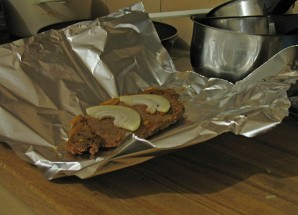 Ромштекс из свинины в духовке - фото шаг 1