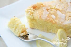 Лимонный пирог с оливковым маслом - фото шаг 6