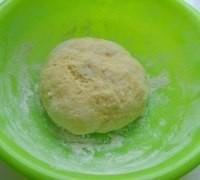 Пончики из плавленого сыра - фото шаг 3