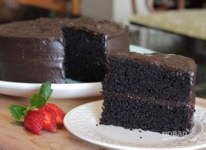 Вкусный тортик - фото шаг 7
