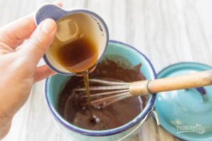 Какао из шоколадного сиропа - фото шаг 3