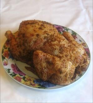 Курица гриль в духовке - фото шаг 2