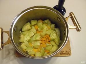 Суп-пюре из кабачков - фото шаг 5
