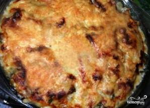 Куриное филе с яблоками в духовке - фото шаг 5