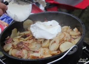 Картофель по-итальянски - фото шаг 6
