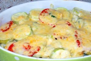 Овощи, запеченные под соусом - фото шаг 3