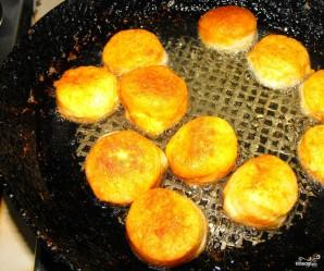 Пончики с начинкой - фото шаг 5