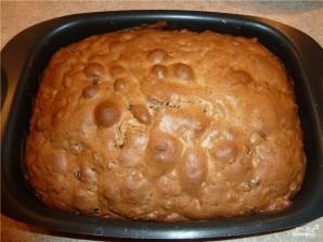Пирог с орехами и сухофруктами - фото шаг 9