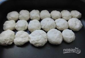 Быстрые булочки на кефире - фото шаг 2