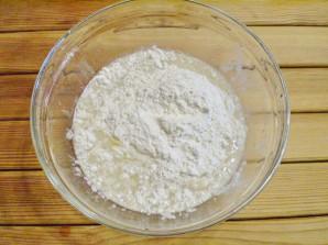 Пирожки с капустой и грибами жареные - фото шаг 10