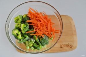Стир-фрай из овощей - фото шаг 4