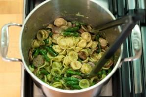 Колбаски на сковороде - фото шаг 5