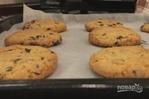 Домашнее печенье с шоколадной крошкой - фото шаг 7