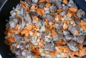Рагу с мясом и картошкой - фото шаг 1