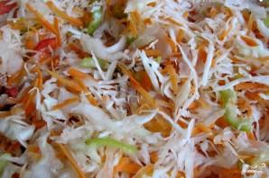 Вкусная маринованная капуста хрустящая - фото шаг 1