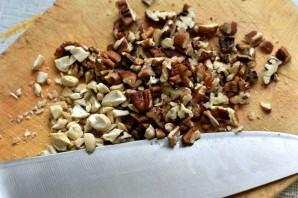 Пряный картофельный суп с орехами - фото шаг 4