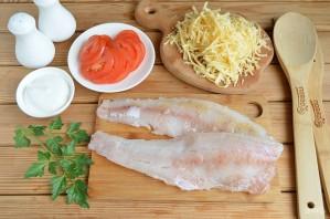 Рыба по-французски на ужин - фото шаг 2