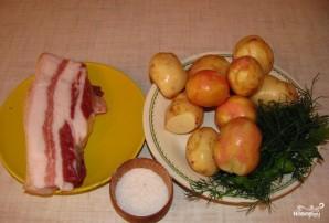 Картофель по-украински - фото шаг 1