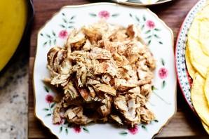 Энчиладас с курицей и сыром - фото шаг 9