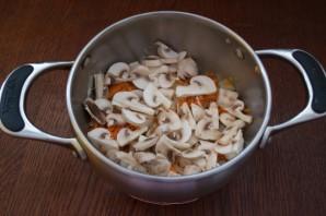 Диетический грибной суп - фото шаг 6