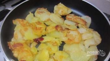 Вкусная жареная картошка - фото шаг 6