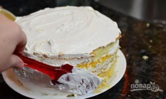 Торт бисквитный - фото шаг 13