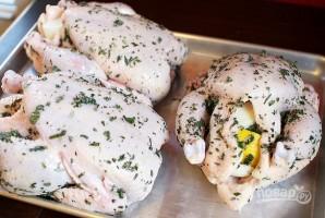 Запеченный цыпленок - фото шаг 6
