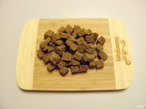 Домашний квас из черного хлеба без дрожжей - фото шаг 3