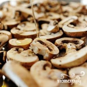 Паста с грибами и вином - фото шаг 1