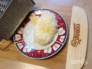 Лимонная закуска с сыром и шоколадом - фото шаг 3