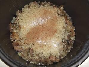Куриные желудки в мультиварке-скороварке - фото шаг 5