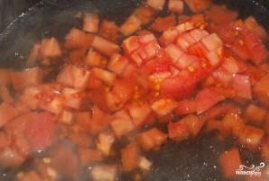 Тушеная тыква с овощами - фото шаг 4