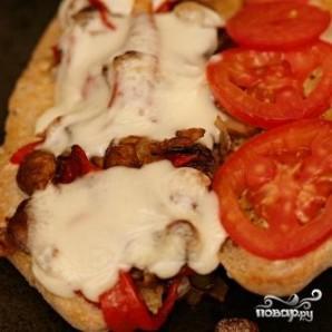Вегетарианские сэндвичи - фото шаг 5