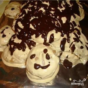 """Торт """"Черепаха"""" - фото шаг 13"""