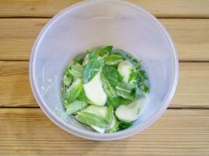 Зелень для похудения - фото шаг 4