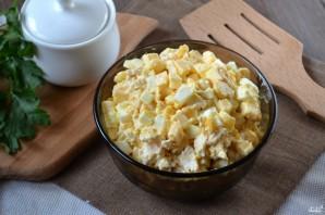 Салат из грудки с сыром - фото шаг 6