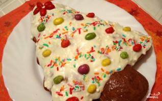 "Торт ""Ёлка"" - фото шаг 10"