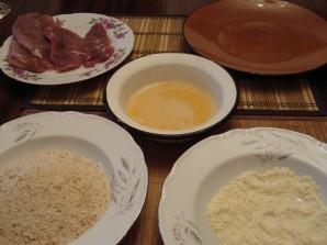 Ромштекс из свинины на сковороде - фото шаг 3