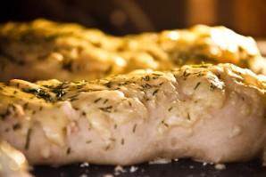 Чиабатта с сыром - фото шаг 5