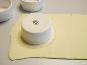 Десерт из слоеного бездрожжевого теста - фото шаг 5