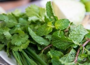 Теплый тайский салат с говядиной - фото шаг 6