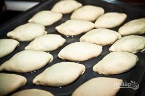 Сдобные пирожки - фото шаг 11