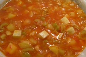 Салат на зиму из кабачков - фото шаг 5